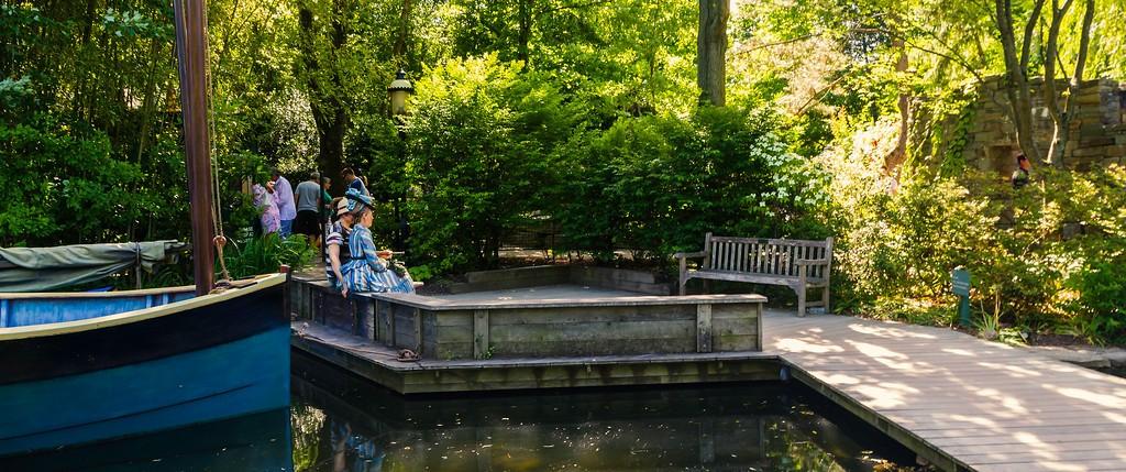 新泽西州雕塑公园(Grounds for scuplture),自然与艺术_图1-3