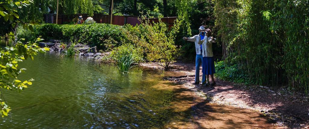 新泽西州雕塑公园(Grounds for scuplture),自然与艺术_图1-7