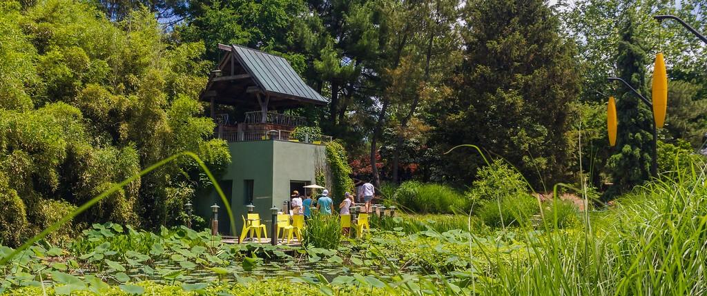 新泽西州雕塑公园(Grounds for scuplture),自然与艺术_图1-11