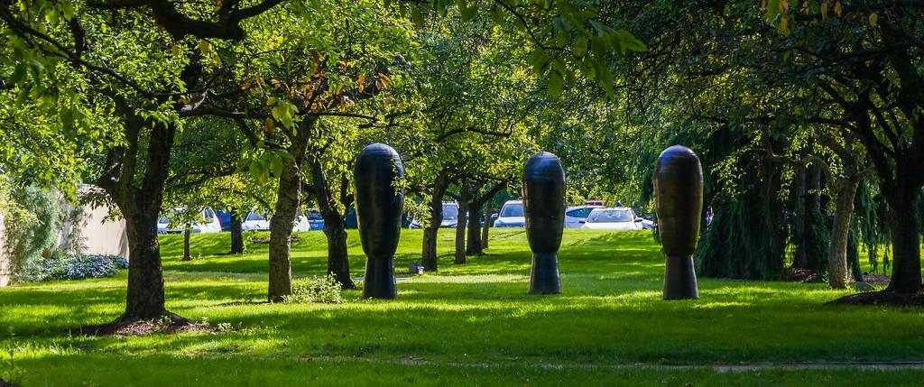 新泽西州雕塑公园(Grounds for scuplture),自然与艺术_图1-10