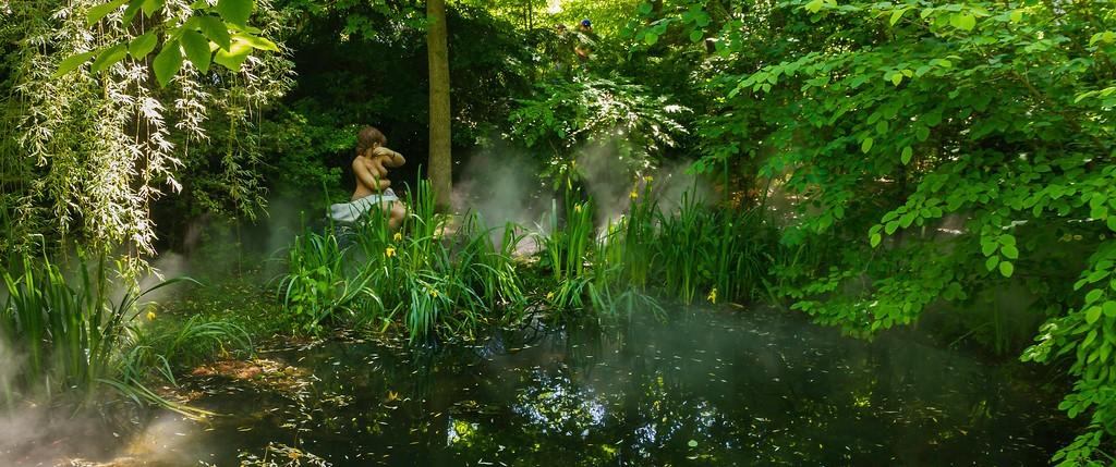 新泽西州雕塑公园(Grounds for scuplture),自然与艺术_图1-9