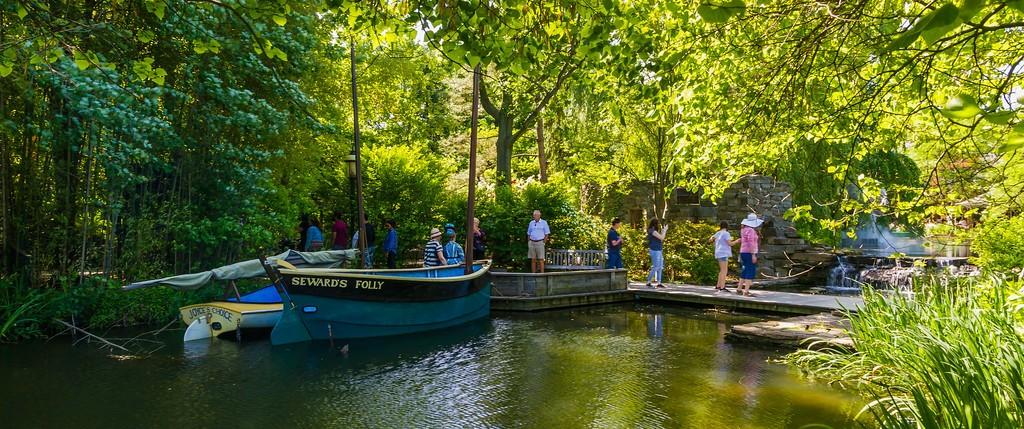新泽西州雕塑公园(Grounds for scuplture),自然与艺术_图1-16