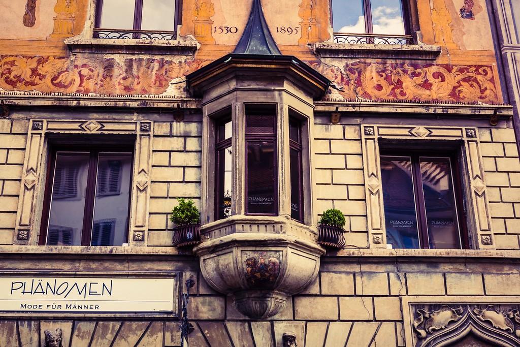瑞士卢塞恩(Lucerne),街头雕塑_图1-5