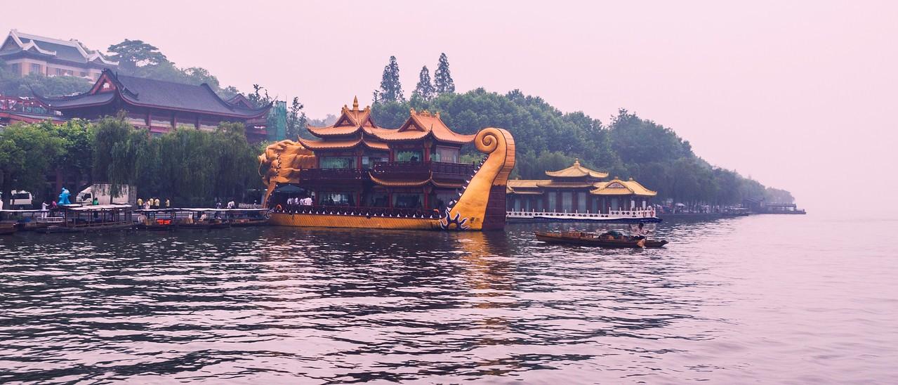 杭州西湖,中国十大风景名胜之一_图1-8