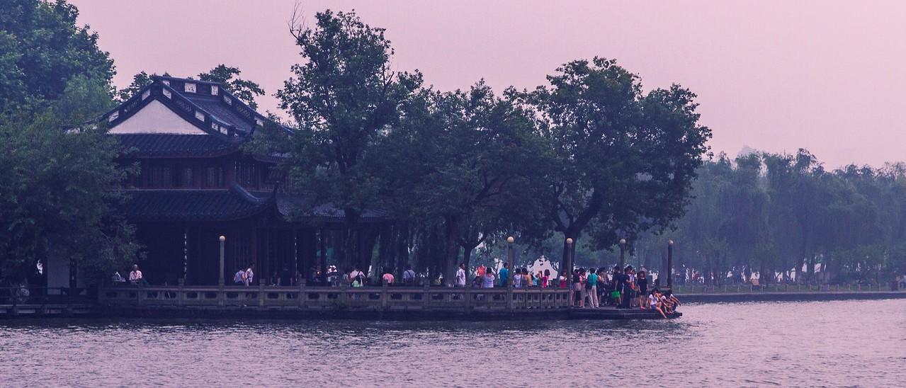 杭州西湖,中国十大风景名胜之一_图1-12