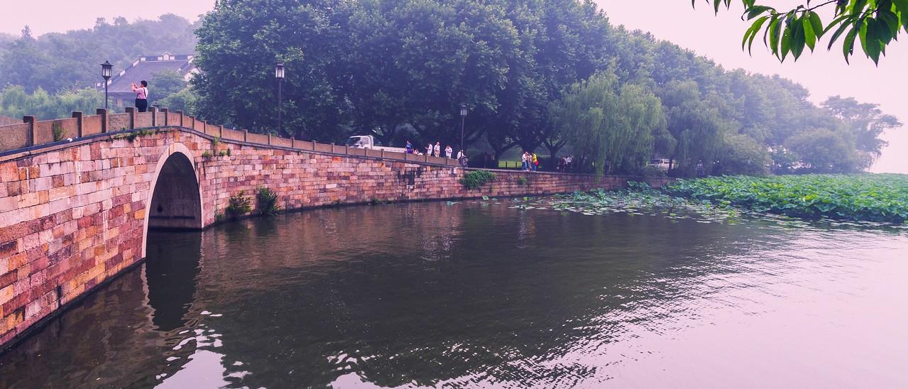 杭州西湖,中国十大风景名胜之一_图1-15