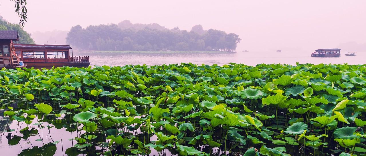 杭州西湖,中国十大风景名胜之一_图1-11