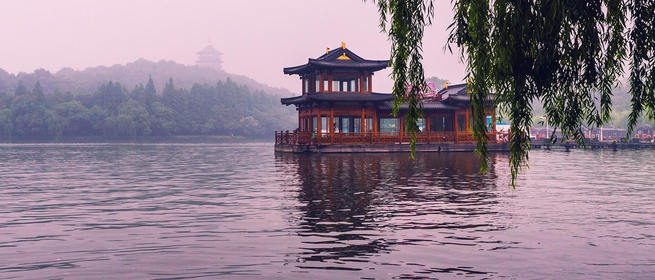 杭州西湖,中国十大风景名胜之一_图1-7