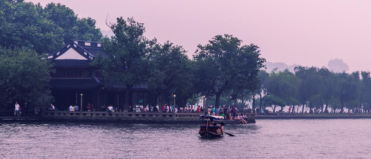 杭州西湖,中国十大风景名胜之一_图1-6