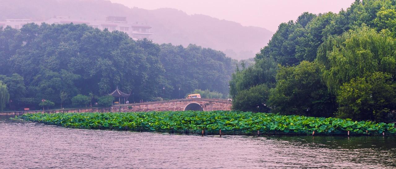 杭州西湖,中国十大风景名胜之一_图1-10