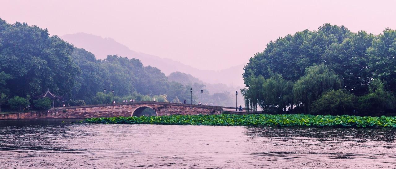 杭州西湖,中国十大风景名胜之一_图1-4