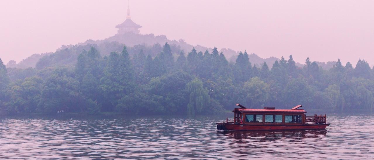杭州西湖,中国十大风景名胜之一_图1-2