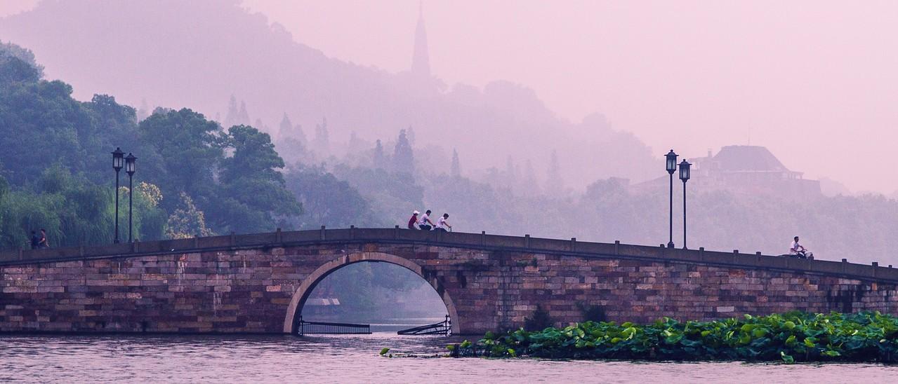 杭州西湖,中国十大风景名胜之一_图1-1
