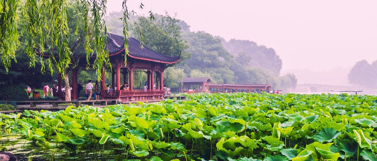 杭州西湖,中国十大风景名胜之一_图1-3