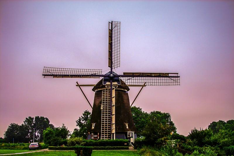 荷兰阿姆斯特丹,市景记录_图1-8