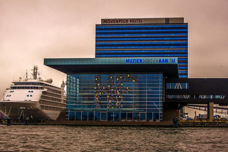 荷兰阿姆斯特丹,市景记录_图1-3