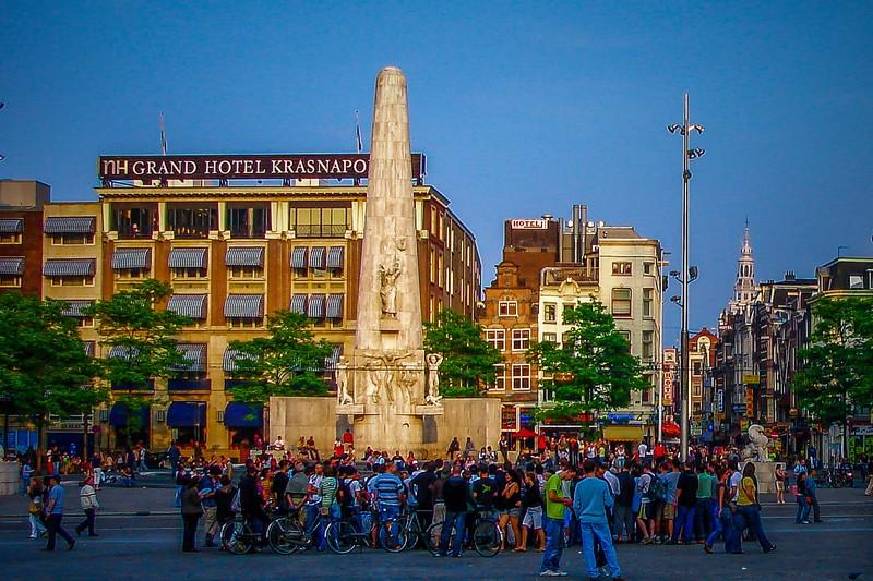 荷兰阿姆斯特丹,市景记录_图1-15
