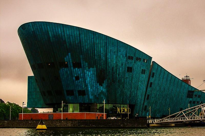 荷兰阿姆斯特丹,市景记录_图1-18