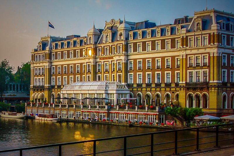 荷兰阿姆斯特丹,市景记录_图1-24