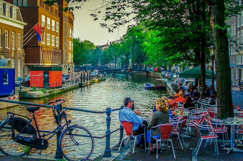 荷兰阿姆斯特丹,市景记录_图1-23