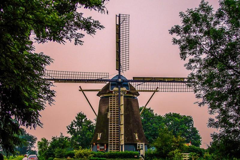 荷兰阿姆斯特丹,市景记录_图1-25