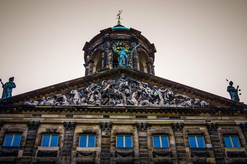 荷兰阿姆斯特丹,市景记录_图1-20