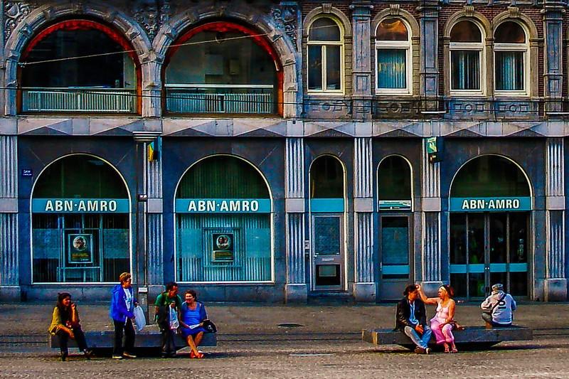 荷兰阿姆斯特丹,市景记录_图1-22