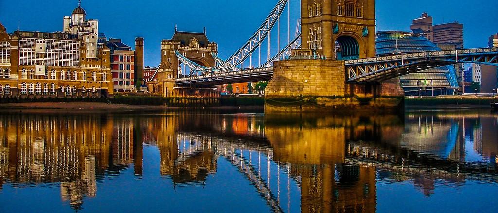 英国伦敦,城市名片_图1-1
