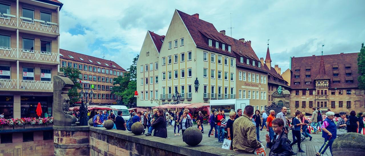 德国纽伦堡,特色旅游城市_图1-7