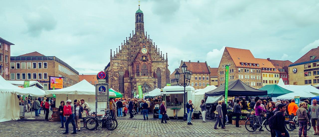 德国纽伦堡,特色旅游城市_图1-8