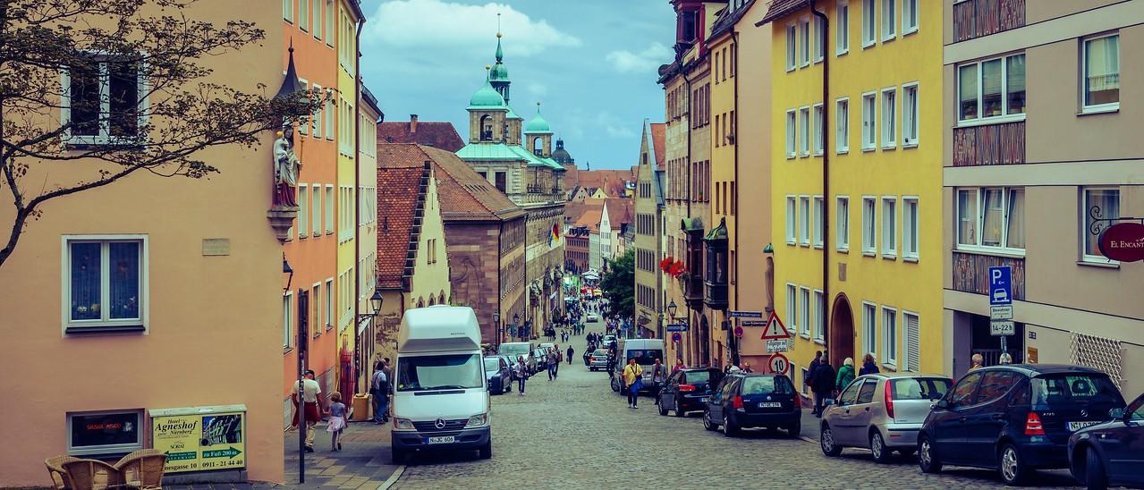 德国纽伦堡,特色旅游城市_图1-12