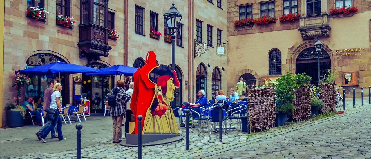 德国纽伦堡,特色旅游城市_图1-10