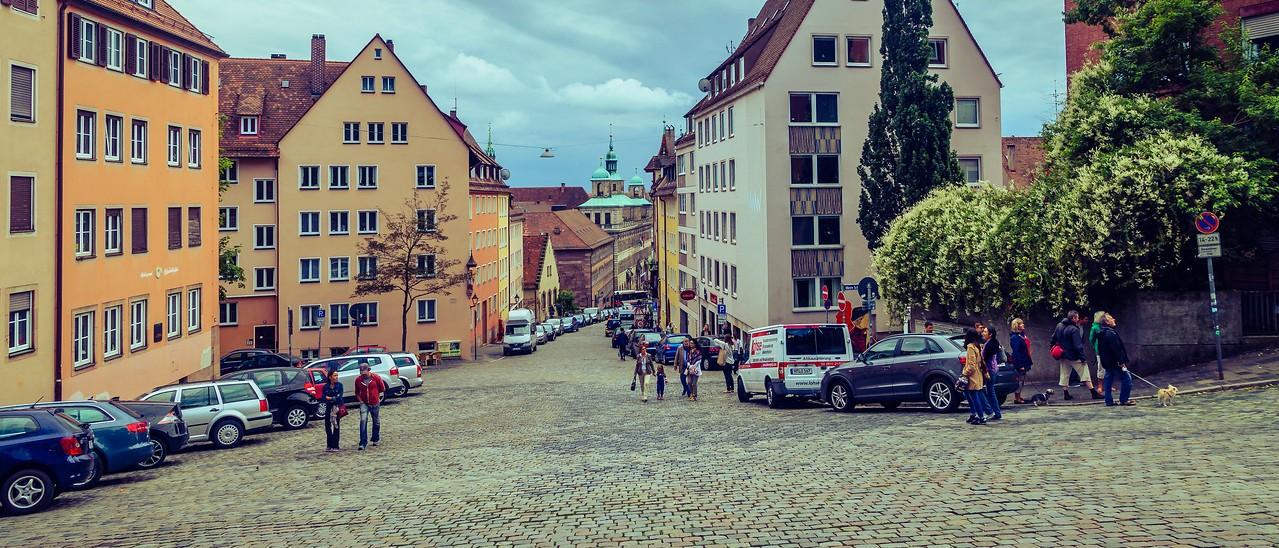 德国纽伦堡,特色旅游城市_图1-3