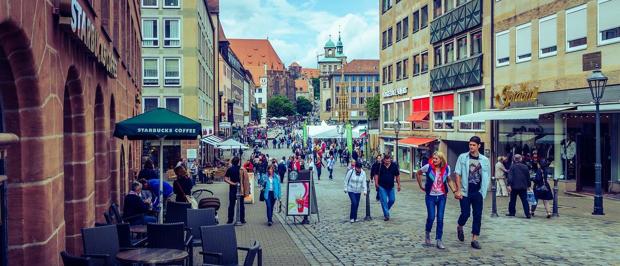 德国纽伦堡,特色旅游城市_图1-4