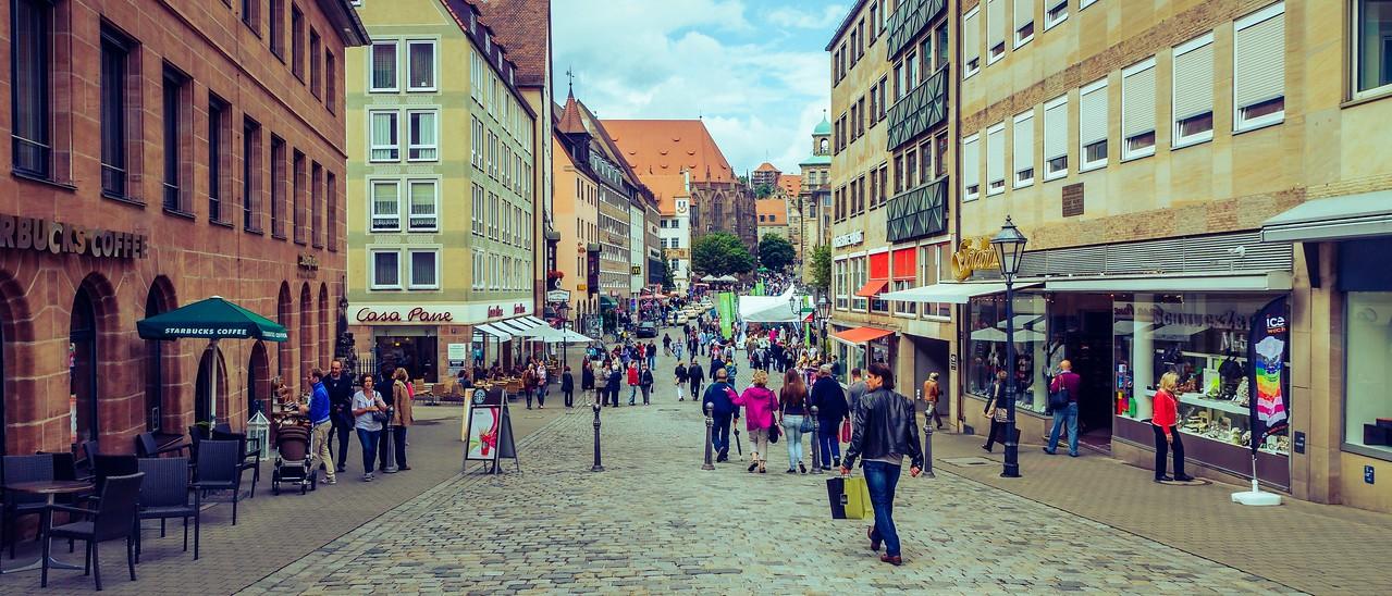 德国纽伦堡,特色旅游城市_图1-13