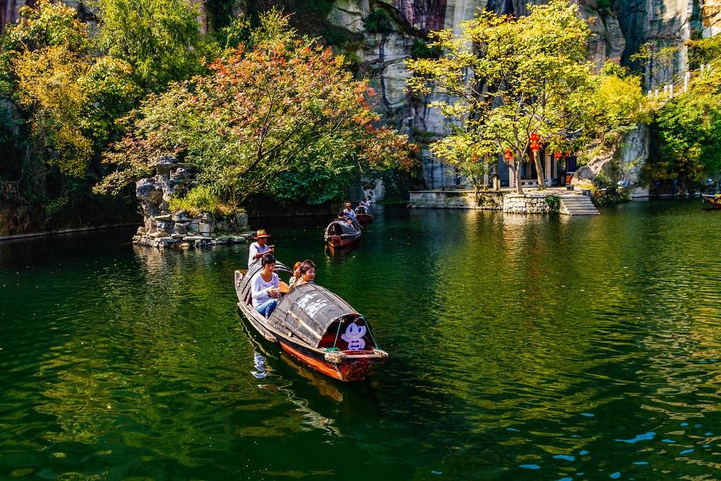 浙江东湖,湖光景色_图1-11