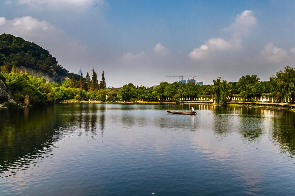 浙江东湖,湖光景色_图1-9