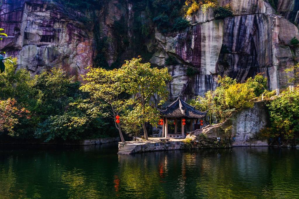 浙江东湖,湖光景色_图1-8