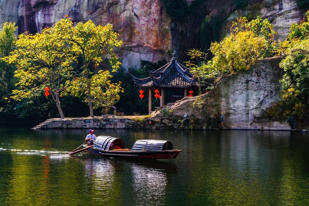 浙江东湖,湖光景色_图1-1
