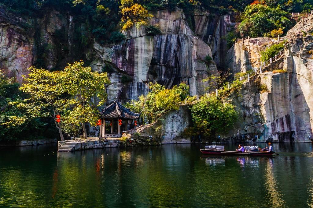 浙江东湖,湖光景色_图1-4