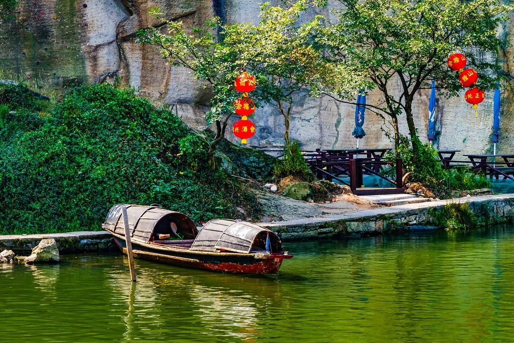 浙江东湖,湖光景色_图1-14