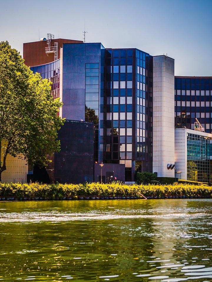 法国斯特拉斯堡(Strasbourg),城市融合_图1-2