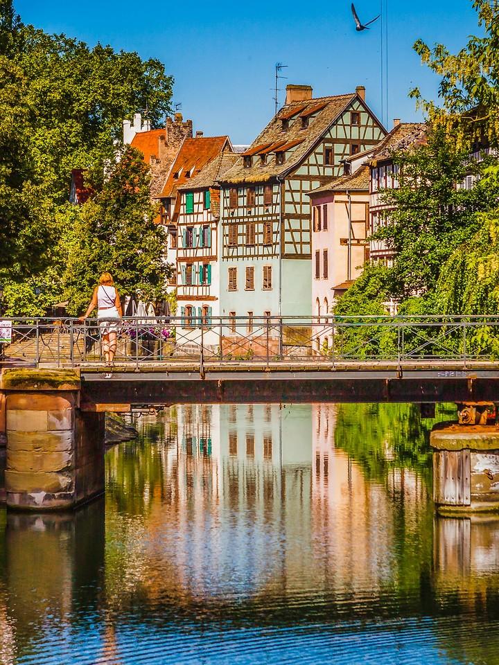 法国斯特拉斯堡(Strasbourg),城市融合_图1-7