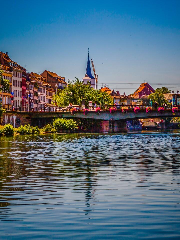 法国斯特拉斯堡(Strasbourg),城市融合_图1-6