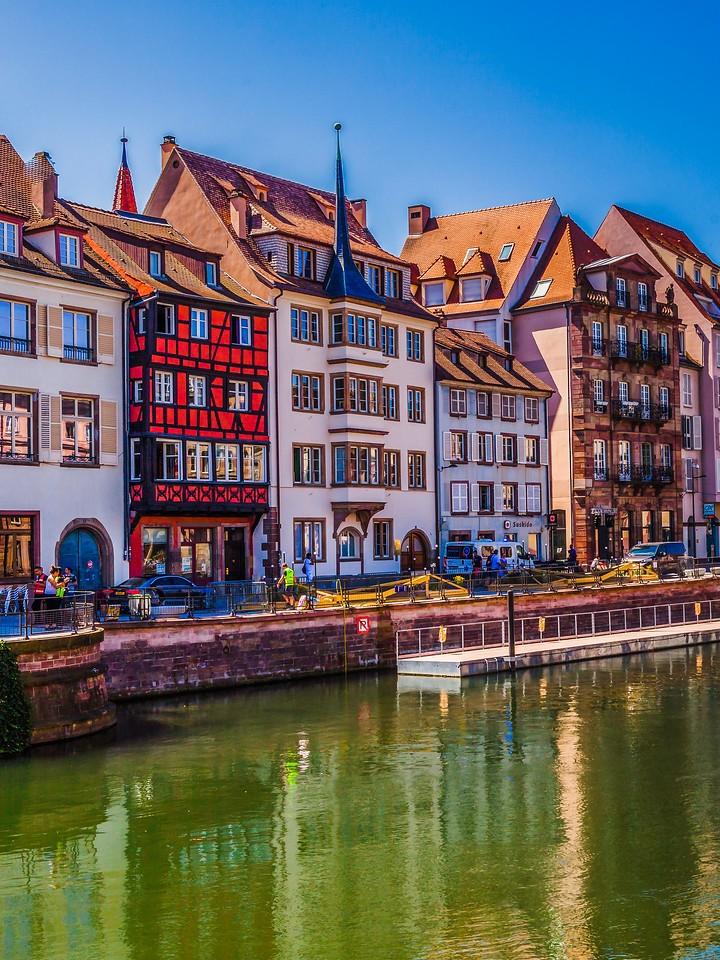 法国斯特拉斯堡(Strasbourg),城市融合_图1-10
