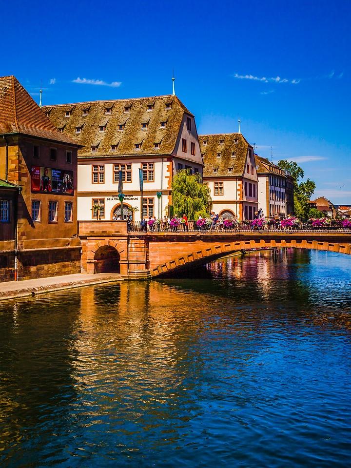 法国斯特拉斯堡(Strasbourg),城市融合_图1-12