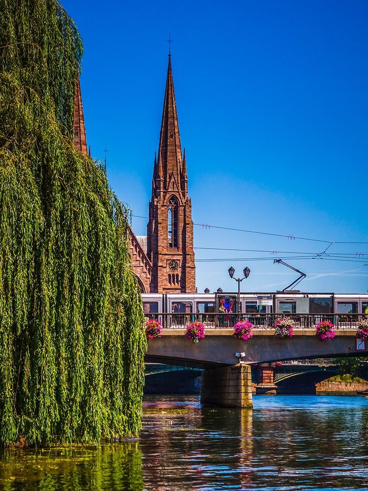 法国斯特拉斯堡(Strasbourg),城市融合_图1-16