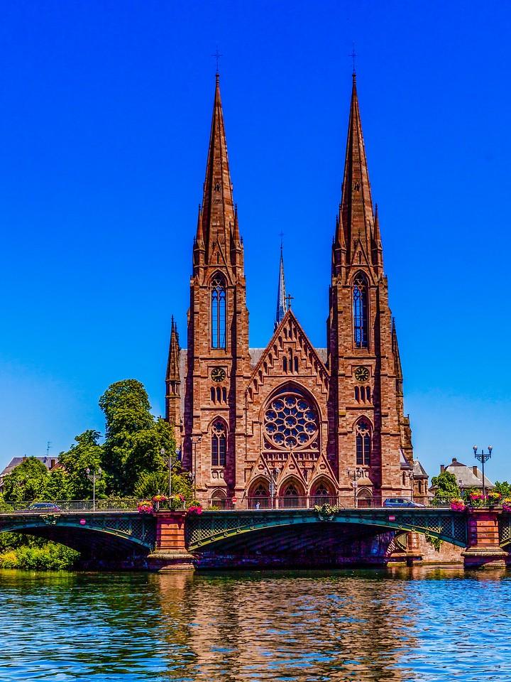 法国斯特拉斯堡(Strasbourg),城市融合_图1-17