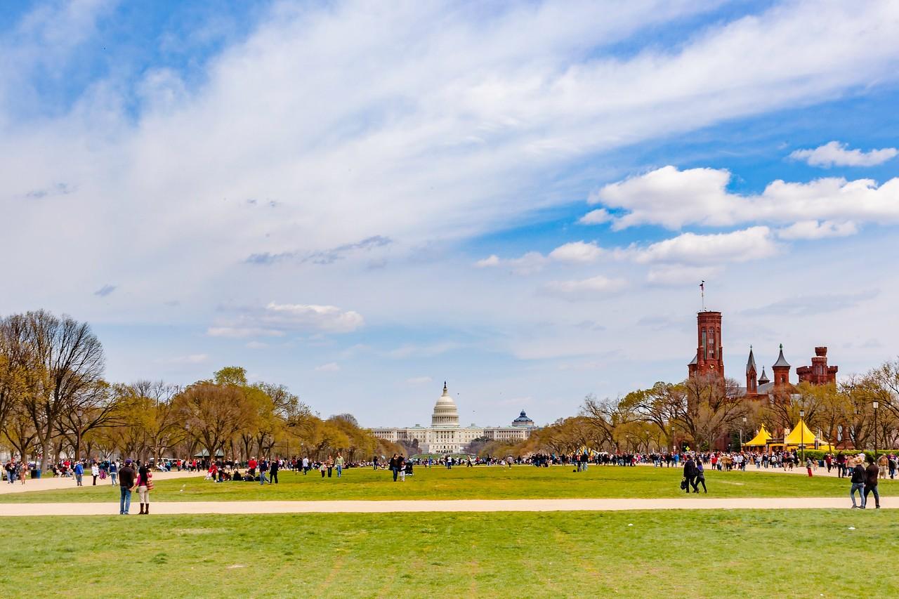 美国华盛顿,地标景点_图1-3