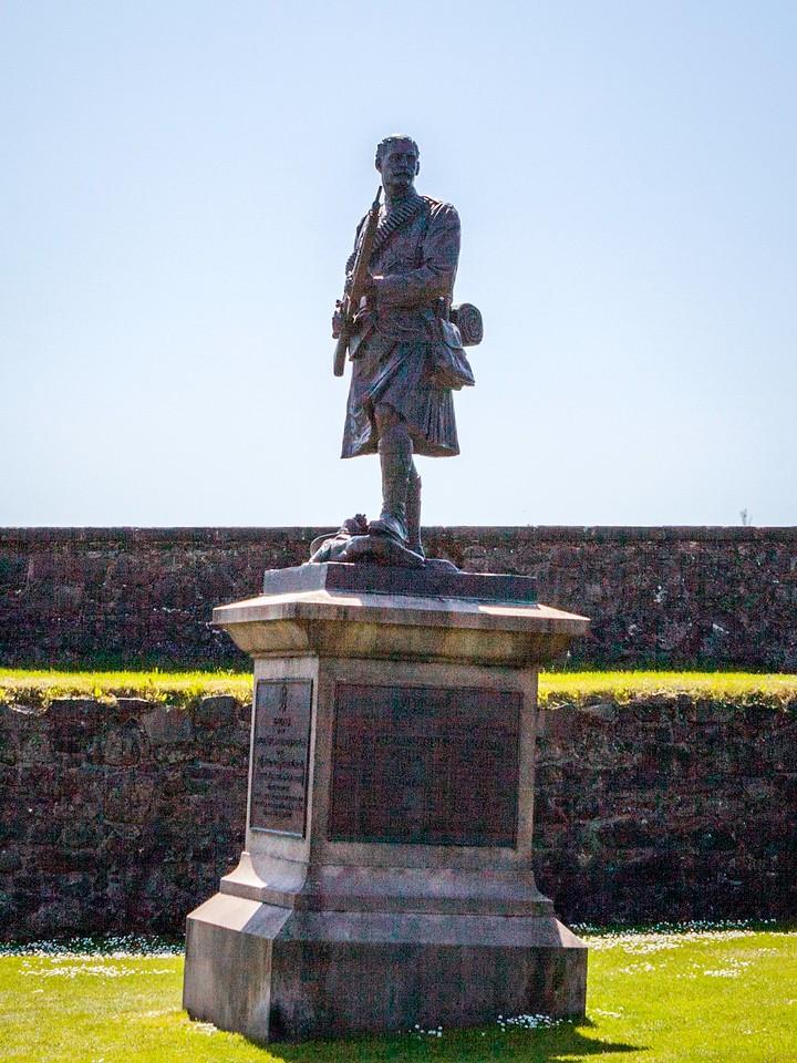 苏格兰斯特灵城堡,城外的世界_图1-12